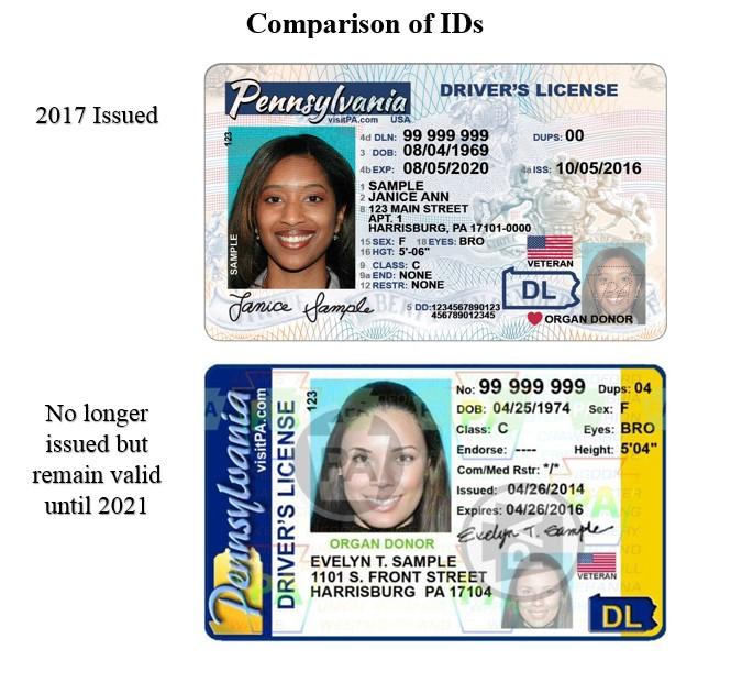 ids comparison ramp certification navigation
