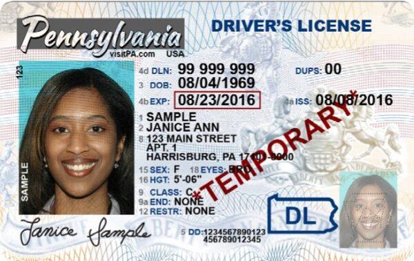 temporary license ramp certification navigation